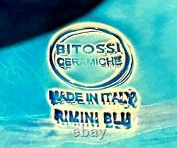 ALDO LONDI HIGH CAT figure RIMINI BLUE BITOSSI Made in Italy