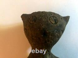 Aldo Londi for Bitossi 2-Faced Cat circa 1968