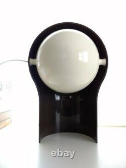 Artemide Telegono Table Lamp by Magistretti Mod Space Age Light 60s Panton Eames