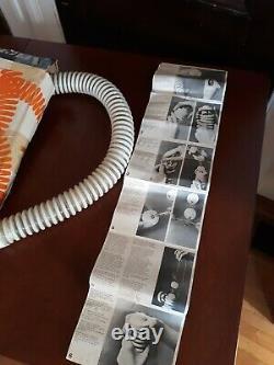 Artimide, Italy, 1973 Boalum by Castiglioni lamp, in original box with instructions