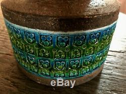 Bitossi Aldo Londi Italian Vase/Vessel Ceramic Pottery
