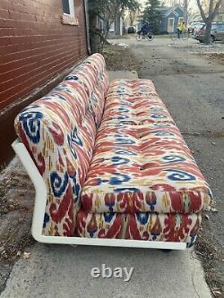 C & B Italia Vtg Mid Century Modern Modular Slipper Lounge Chairs/Sofa