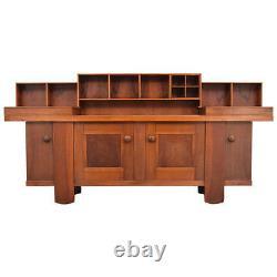 Cabinet / Server / Buffet by Silvio Coppola for Bernini, Italy (Borsani, Ponti)