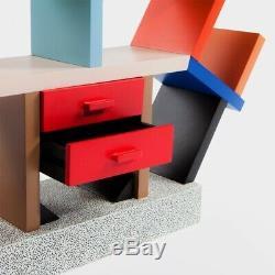 Ettore Sottsass Memphis Milano Carlton Miniature Scale 14 80s Italian Design