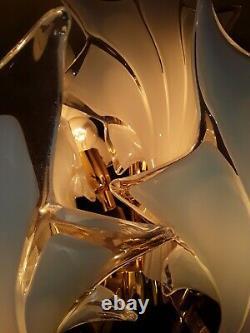 Fabulous Murano Italian Art Glass Chandelier