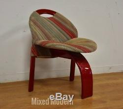 Fratelli Saporiti Modern Italian Occasional Chair