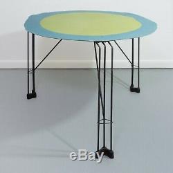 Gaetano Pesce Open Sky Crosby Table, 1999, resin café / occasional table