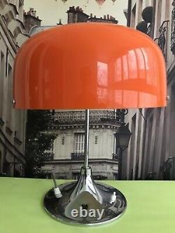 Harvey Guzzini Meblo Beautiful Big Mushroom Medusa Lamp Plastic-fantastic Modern