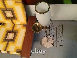 Italian Floor Lamp 1950 Mid Century Modern Design 50s Vintage