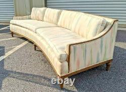 Italian Modern Monumental Sculptural Sofa in the style of Probber