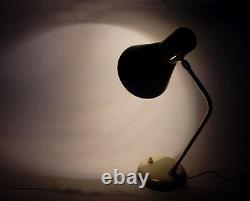 Italian Table Lamp Design Vintage 1950s 1960s Stilnovo Cone Dell Kaiser Idell ++