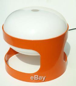 JOE COLOMBO KD27 table lamp Kartell 1967 space age 60s design