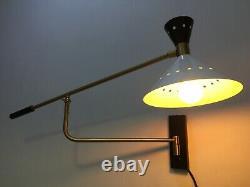 MCM GINO SARFATTI ARTELUCE Style Wall Lamp