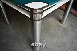 MCM Joe Colombo game table art deco 60's 70's post modern Italian style