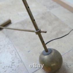 Mid-Century Italian Stilnovo Style Floor Lamp