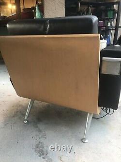 Mid-century Modern chair Custom hand made, Manufactured By DAVID EDWARD