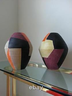 Raymor pottery, Designed by Marcel Breuer, for George Neumann, Bitossi, Aldo londi