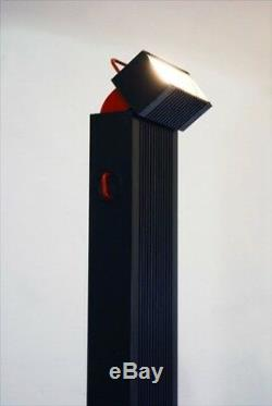 STILNOVO Zagar floor lamp 1978 Silvio Carpani postmodern design 70s