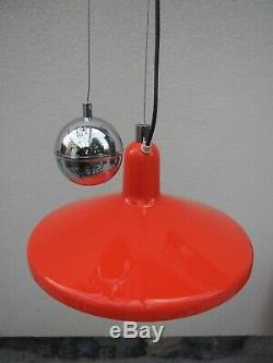VINTAGE counterbalance Harvey GUZZINI pendant by MEBLO