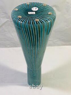 Venini A Canne Vase And Carafe Set By Gio Ponti, Circa 1945-50