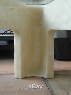 70 Moderniste Isamu Noguchi Table Marbre Italienne Inspiré Scupltured Café