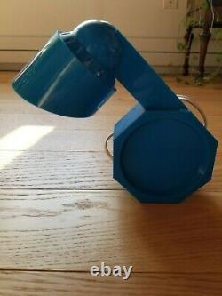 80s Post Moderne Réglable Bolt Lampe De Table Spot Lumière Memphis Sottsass Style