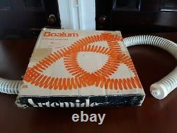 Artimide, Italie, 1973 Boalum De Castiglioni Lampe, Dans Une Boîte Originale Avec Instructions