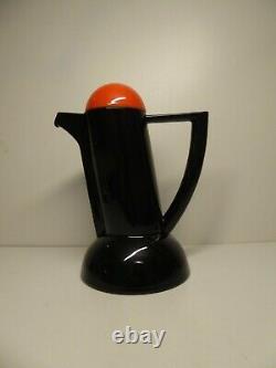 Arzberg Memphis Cafee Pot Ceramic Designed By Lutz Rabold Allemagne 1980s