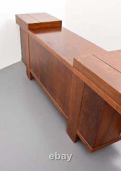 Cabinet / Serveur / Buffet De Silvio Coppola Pour Bernini, Italie (borsani, Ponti)