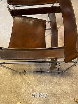 Chaise B3 Wassily En 1960 Marcel Breuer Original Rare
