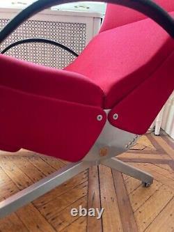 Chaise De Salon Tecno P40 Osvaldo Borsani