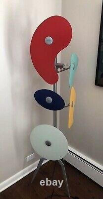 Foscarini Orbital Terra Floor Lamp Murano Design Par Ferruccio Laviani Italie
