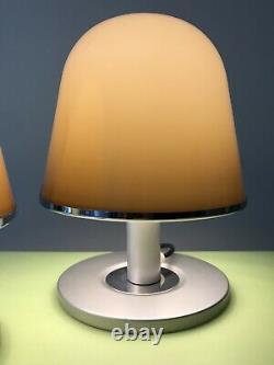 Harvey Guzzini Meblo Belle Champignon Paire De Lampes En Plastique-fantastique Moderna