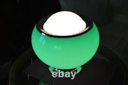 Italian MID Century 1960's Table, Floor Ceiling Lamp Par Harvey Guzzini, Meblo