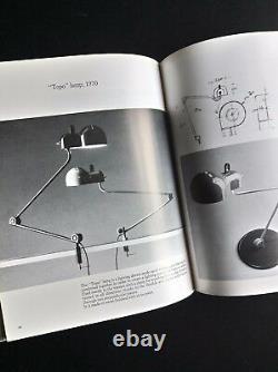 Joe Colombo Design Italien Des Années 1960 Mit Press Furniture Lighting Complete Works