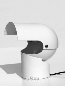 Lampe De Table Pileino Gae Aulenti 1972 70 Artemide Design Italien