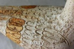 MID Century Modern Bitossi Raymor Aldo Londi Italie Pottery Bird Sculpture MCM