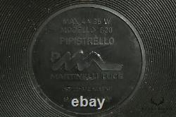 Martinelli Luce'pipistrello' Paire Italian Table Lamps Par Gae Aulenti