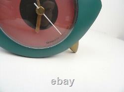 Postmodern 80s Italian Design Vintage Memphis Tableau Cloc Par Temps