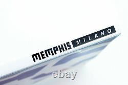 Rare Memphis Milano Livre De Conception Moderne Des Années 80 Au Milieu Du Siècle Ettore Sottsass Livre