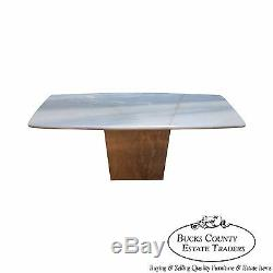 Siècle Marbre Italien MID Console Modern Vintage Table