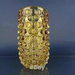 Vase En Verre D ́art ́lenti ́ D ́ercole Barovier & Toso Murano, Italie Ca 1940