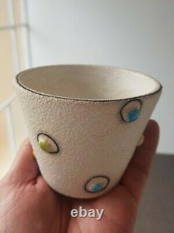 Vintage Bitossi Raymor Italie Vase Art Italien Potterie Fantoni Gambone 60s
