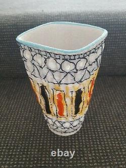 Vintage Bitossi Raymor Italie Vase Art Italien Potterie Fantoni Gambone 60s #1