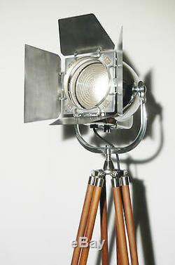 Vintage Film Lampe Industrielle Antique Art Déco Strand Jielde Alessi Light Theatre
